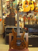 Ibanez Prestage S5420qd Tge Electric Guitar With Hard Case From Japan