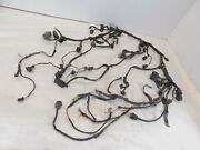 2008 08 Triumph Daytona 675 Main Electrical Wire Harness Wiring Loom - For Parts