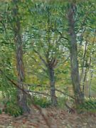 Trees By Vincent Van Gogh Museum Quality Print + Free Shipping