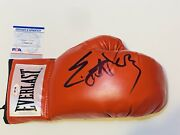 Sylvester Stallone Signed Everlast Boxing Glove Rocky Balboa Psa Certified Creed