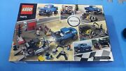 Lego Speed Champions Ford F-150 Raptor And Ford Model A Hot Rod 75875 New Sealed