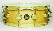 Dw 2001and039 Drum Workshop Craviotto Series Solid Maple 14andtimes5.5 Used Snare Drum