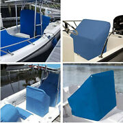 Waterproof Heavy Duty Boat Center Console Cover Fits Up 46wx40dx45h Navy Part