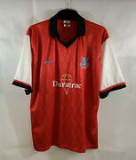 Whitstable Town Home Football Shirt 2000/02 Adults Xl Jacetts A179