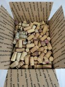 300 Crafting Wine Corks - Used - Gritty Wood Corks