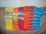 Gently Used- Huge Lot Boys Size 10-12 Twin Wardrobe- 124 Items Must See All Pics