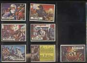 1965 A Bc Civil War News French Ex Avg Complete 88 Card Set Mid Grade 66705