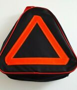 Emergency Roadside Kit Assistance Auto Safety Bag With Jumper Cables