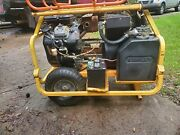 Stanley Hp1 Hydraulic Power Unit. Very Low Hour