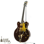 Used Gretsch G6122t Players Edition Country Gentleman Brown Free Shipping
