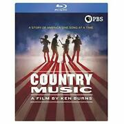 Ken Burns Country Music Blu-ray Chronicles The History Of A Uniquely American