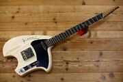 Used Mint Klein Japan Stele Ash Natural Electric Guitar Free Shipping