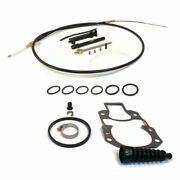 Lower Shift Cable Kit For 1989 Mercruiser Race 5700100bh 5700133bh 57001509h