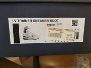 Brand New -never Worn Auth Louis Vuitton Trainer Sneaker Boot - Usa