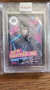Topps Project70 517 Ken Griffey Jr. Solefly Artist Proof /51 Presale Sold Out