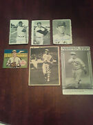 1929 - '71 Mantle, Clemente, Ryan, Seaver, Rose Hubbell Bell Brand, Salada Coins