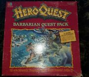 Barbarian Quest Pack Heroquest Expansion Hero Quest Board Game 1992