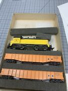 Athearn Special Edition 2208 Pbne 51 Sw7 Powered And 2 Gondolas Kit Tx1