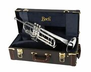 Bach Stradivarius 180s37 Pro Silver Plated Trumpet