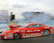 Erica Enders Drag Racing Awesome Set Of 4 8x10 Glossy Photo's 2