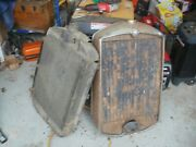 Vintage 1920s Durant Car Grill And Radiator Its Complete Great Item Rare