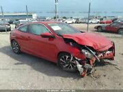 Driver Front Door Electric Coupe Keyless Ignition Fits 16-19 Civic 608969