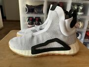 Adidas Next Level Mens Basketball Shoes White Gum Size 11 9/10 Preowned