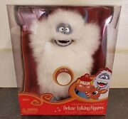 Forever Fun Rudolph The Red Nosed Reindeer Abominable Snow Monster Deluxe Talkin