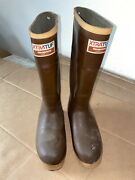 Xtratuf Neoprene Rubber Fishing Boots Mens Us Made In Usa