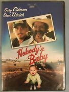 Nobodys Baby Dvd 2002 Gary Oldman Rare New And Sealed Authentic