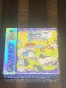 New Factory Sealedthe Rugrats Movie Game Boy Color Gbc