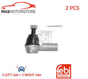 Track Rod End Rack End Pair Front Febi Bilstein 42225 2pcs P New Oe Replacement