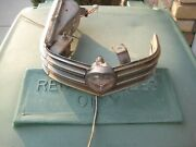 1963 Cadillac Front Bumper Right Turn Signal Light Cornering And Grill