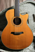 Furch G23-crct 2016 Acoustic Guitar With Hard Case From Japan