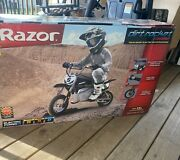 Razor Mx350 Dirt Rocket Electric Motocross Bike Ages 13+ And Up 15128040