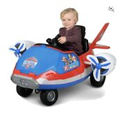 Nickelodeon 12v Paw Patrol Airplane Battery Powered Ride On