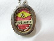 ✝ Reliquary Relic 1st Class St. Gertrude The Great