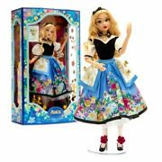 Disney Alice In Wonderland By Mary Blair Limited Edition Doll New Free Shipping