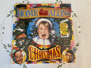 Home Alone Christmas Vinyl Translucent With Red And Green Mint Free Ship