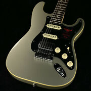 Fender Made In Japan Modern Stratocaster Hss Inca Silver Electric Guitar