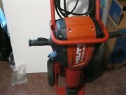 Hilti Te 3000-avr Demolition Jack Hammer With Cart And Extras