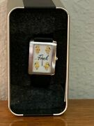 Disney Auctions Relic Watch - Tinker Bell - Limited Edition 200 - Rare With Coa