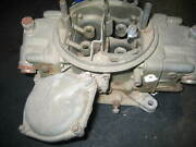 Original Holley 3 Barrel Carbs Qty. 3 In Various Stages. Restore Or For Parts.