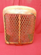 Vintage Allis Chalmers Tractor Grill Housing Screen Rat Rod-man Cave