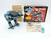 Ed-260 Robot Figure Robocop And The Ultra Police 1988 With Box No Stickers 209
