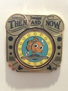 Dlr Then And Now Submarine Voyage To Finding Nemo Spinner Artist Proof Ap Pin