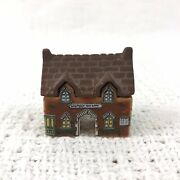 Vintage Porcelain Whimsey On Why Station 18 Miniature Wade England 1982