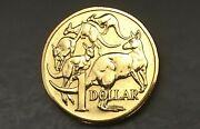 2012 1 Australian Coin Ex Mint Set Unc Mob Of Roos - Free Domestic Postage -