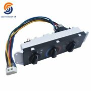1pc Hvac Ac A/c And Heater Control With Blower Motor Switch For Jeep Wrangler Tj