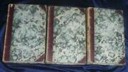 Wealth Of Nations Adam Smith 1811 Rare 3 Volumes Complete Set